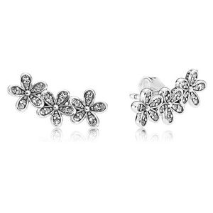 Pandora Jewelry - Pandora Triple Dazzling Daisy Earrings